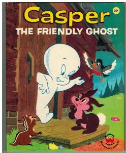 CASPER THE FRIENDLY GHOST (1960) WONDER BOOK #761 F-VF