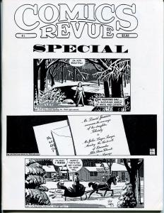 Comics Revue Special  #1-Phantom-Buz Sawyer-Steve Canyon-Modesty Blaise-FN