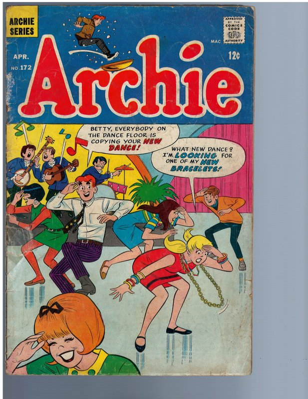 Archie #172 (1967)