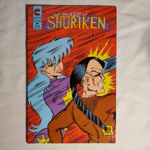 Blade of Shuriken 5 Very Good+