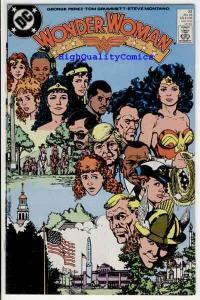 WONDER WOMAN #32, VF/NM, Perez, Good Girl, Amazon,1987, more WW in store