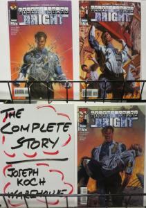 RISING STARS BRIGHT (2003 IMAGE) 1-3 complete series!