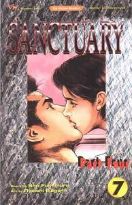 Sanctuary Part 4 #7 FN; Viz | save on shipping - details inside