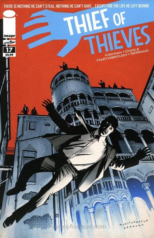 Thief of Thieves #17 VF/NM; Image | save on shipping - details inside