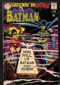 Batman #202