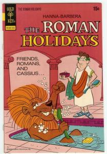 ROMAN HOLIDAYS 2 VF-NM    1973 COMICS BOOK