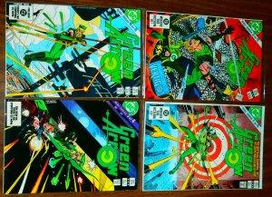 Green Arrow   vol. 1   #1-4 (complete set)