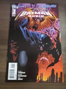 Batman and Robin (2011) (V2) #1 (9.0)