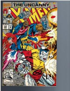 The Uncanny X-Men #292 (1992)