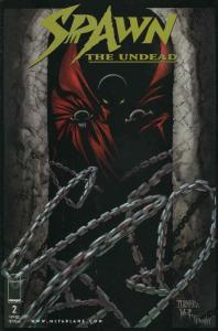 Spawn the Undead #2 FN; Image | save on shipping - details inside