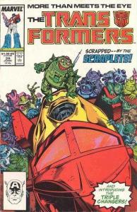 Transformers (1984 series) #29, VF+ (Stock photo)