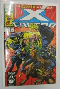 X-Factor #71 1st Series 6.0 FN (1991)