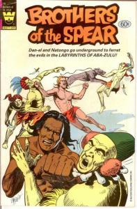 BROTHERS OF THE SPEAR (1972 WM) 18 VG-F COMICS BOOK
