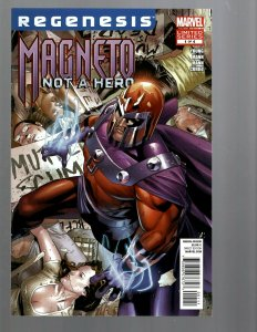 11 Comics Magneto #1 2 3 4 X-Men 1 2 3 Age Of Apocalypse 1 2 3 House Of M 1 J446