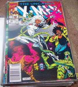 UNCANNY X-MEN #291  STORM VS MORLOCKS CALISTO xmen mutants