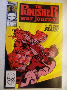 PUNISHER WAR JOURNAL # 5