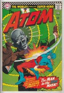 Atom, The #25 (Jul-66) NM- High-Grade The Atom