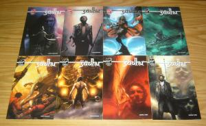 the Sadhu #1-8 VF/NM complete series - virgin 2 3 4 5 6 7 based on india culture