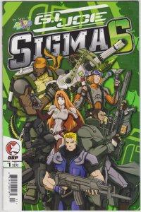 G.I. Joe: Sigma 6 #1