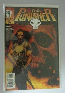 The Punisher #1 8.0 VF (2000)
