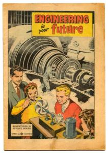 Engineering In Your Future-1957-GENERAL ELECTRIC Promo comic