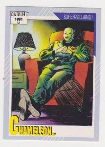 1991 Marvel Universe #61 Chameleon
