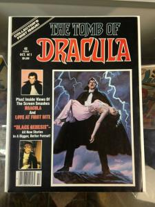 Tomb of dracula 1 VF/NM (Oct. 1979)