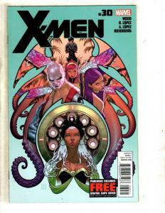 11 X-Men Marvel Comic Books # 30 31 32 33 34 35 36 37 38 40 41 Wolverine CJ18