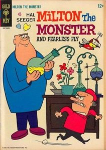 Milton the Monster and Fearless Fly #1, VG+ (Stock photo)