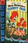 Dell Giant Comics: Woody Woodpecker's County Fair #5, Good+ (Stock photo)