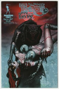 Tarot Witch Of The Black Rose #97 Cvr A (Broadsword, 2016) VF