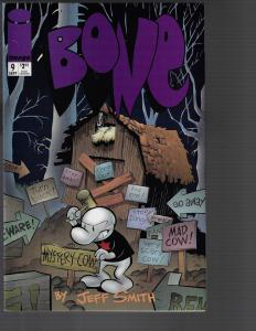 BONE (IMAGE REPRINTS WITH NEW COVERS) #9