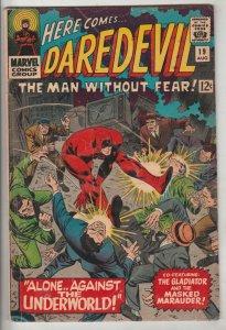 Daredevil #19 (Aug-66) VG Affordable-Grade Daredevil