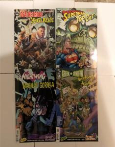 DC/Hanna Barbera Lot of 4