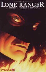 Lone Ranger (Dynamite) #15 FN; Dynamite | save on shipping - details inside