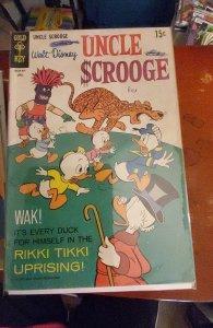 Uncle Scrooge #80 (1969)
