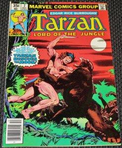 Tarzan #7 (1977)