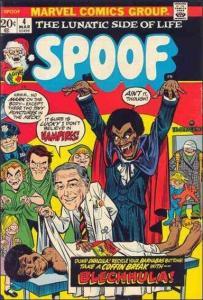 Marvel SPOOF #4 FN