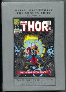 Marvel Masterworks Thor Vol. 5 hardcover