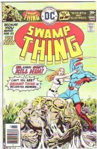 Swamp Thing #23 (May-76) NM/NM- High-Grade Swamp Thing