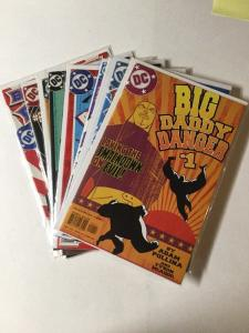 Big Daddy Danger 1-9 Nm Near Mint Complete Series