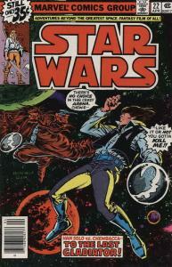 Star Wars #22 VF/NM; Marvel | save on shipping - details inside