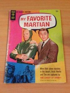 My Favorite Martian #5 ~ VERY GOOD VG ~ 1965 GOLD KEY COMICS