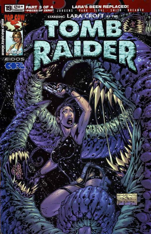 Tomb Raider: The Series #19 VF/NM; Image | save on shipping - details inside