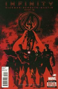 New Avengers (3rd Series) #10 FN; Marvel | save on shipping - details inside