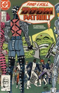 DOOM PATROL #12, VF/NM, Kupperberg, 1987 1988, Find and Kill, more DC in store