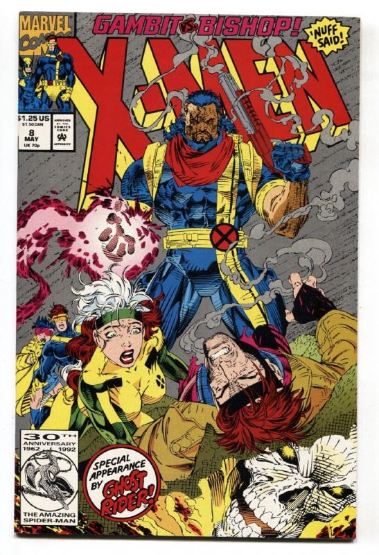 X-Men #8 1992- First appearance of BELLA DONNA BOUDREAUX
