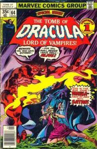 Tomb of Dracula (1972 series) #64, VF- (Stock photo)