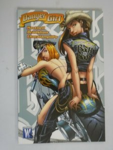 Danger Girl Back in Black TPB SC 6.0 FN (2007 Wildstorm)