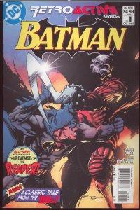 DC Retroactive: Batman - The '80s #1 (2011)